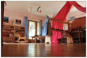 Jardin d'enfants (photo)
